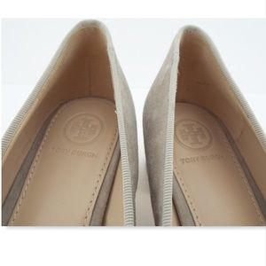 06eb1d847 Tory Burch Shoes - NIB TORY BURCH French Gray Mary Jane Pumps 7.5